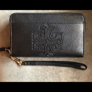 Black Tory Burch Wallet